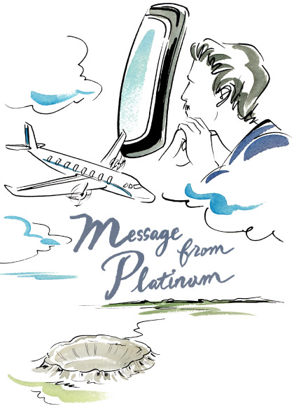 Message from Platinam