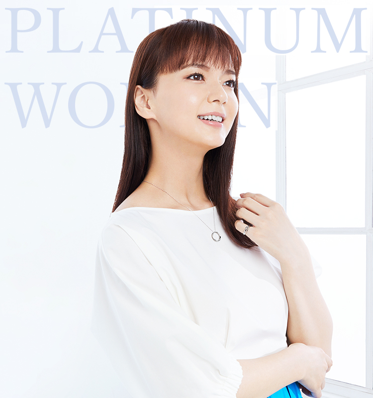 PLATINUM WOMAN