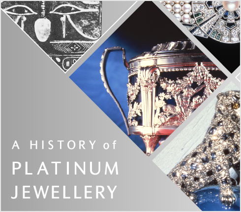 A HISTORY of PLATINUM JEWELLERY